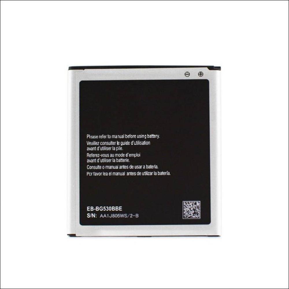 باتری موبایل مدل EB-BG530BBE ظرفیت2600 میلی امپر ساعت مناسب برای گوشی موبایل سامسونگ Galaxy Grand Prime              ( قیمت و خرید)