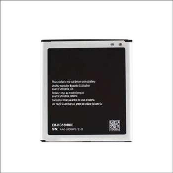 باتری موبایل مدل EB-BG530BBE ظرفیت2600 میلی امپر ساعت مناسب برای گوشی موبایل سامسونگ Galaxy Grand Prime