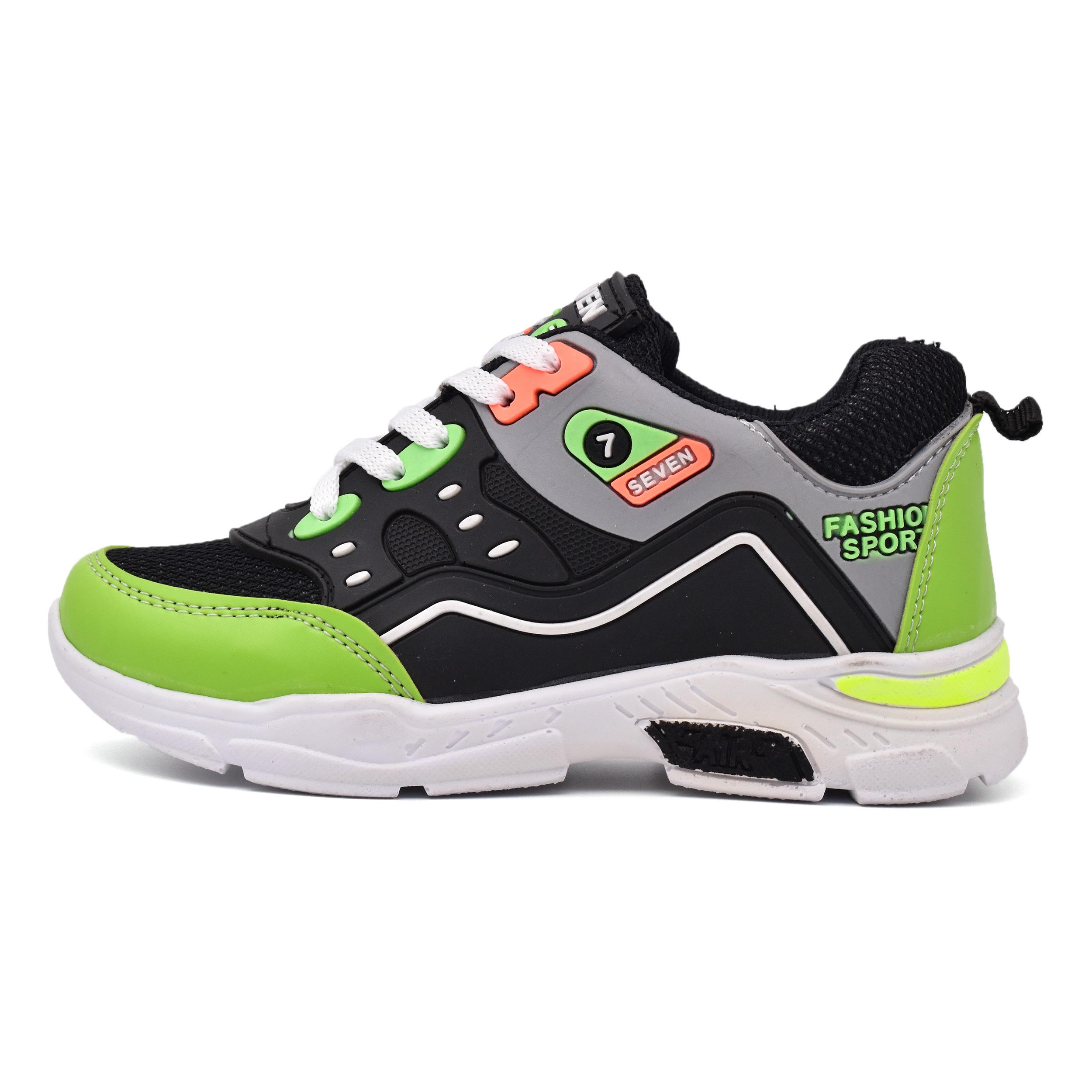 کفش مخصوص پیاده روی پسرانه کد 6658