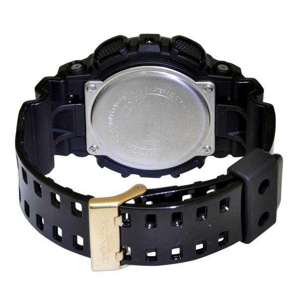 کد تخفیف                                       ساعت مچی عقربه ای مردانه کاسیو مدل جی شاک کد GA-110GB-1A