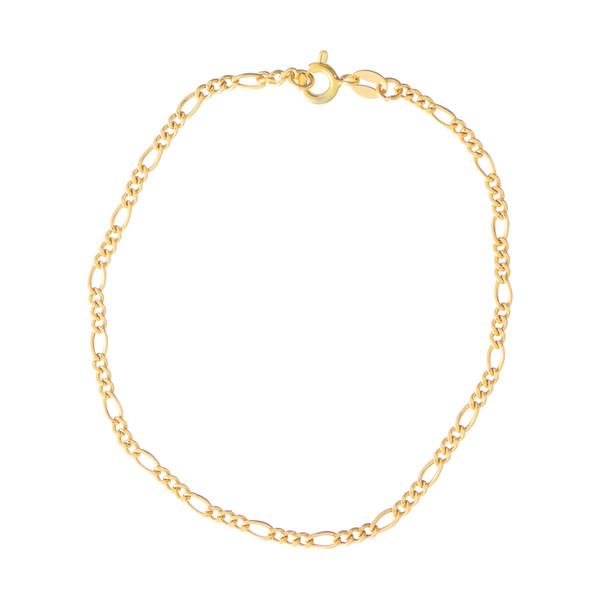 دستبند طلا 18 عیار زنانه کانیار گالری کد F12