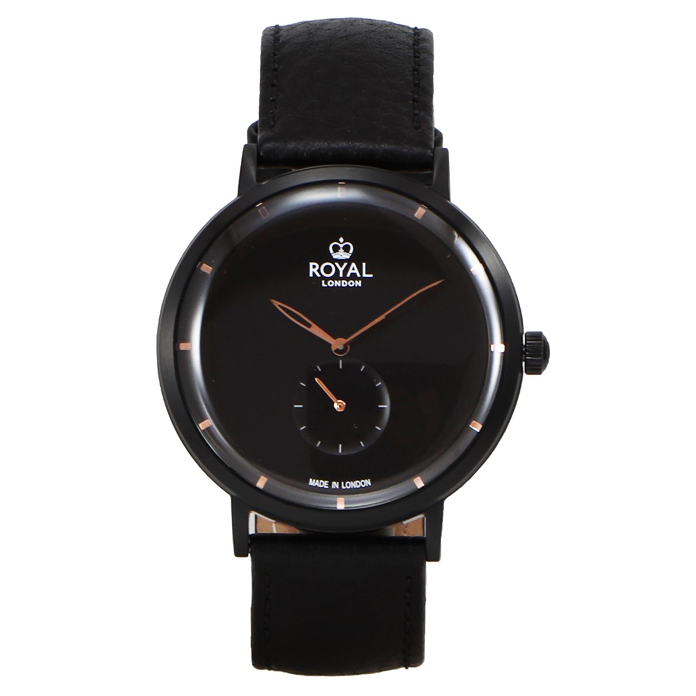 کد تخفیف                                      ساعت مچی عقربه ای مردانه رویال لندن مدل RL-41470-04
