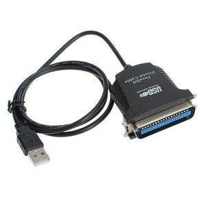 کابل تبدیل USB به Centronics بافو مدل BF-1284 طول 1.5 متر
