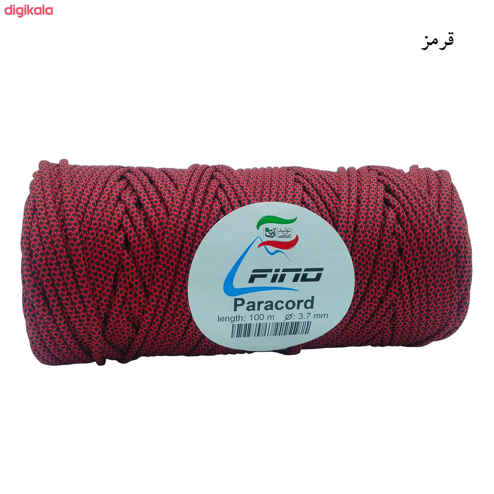 طناب پاراکورد 100 متری فینو مدل BEX-1