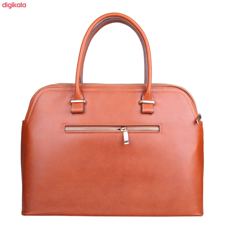 کیف دستی زنانه چرم ماکان کد DAVD-J0 main 1 16