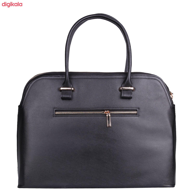 کیف دستی زنانه چرم ماکان کد DAVD-J0 main 1 12