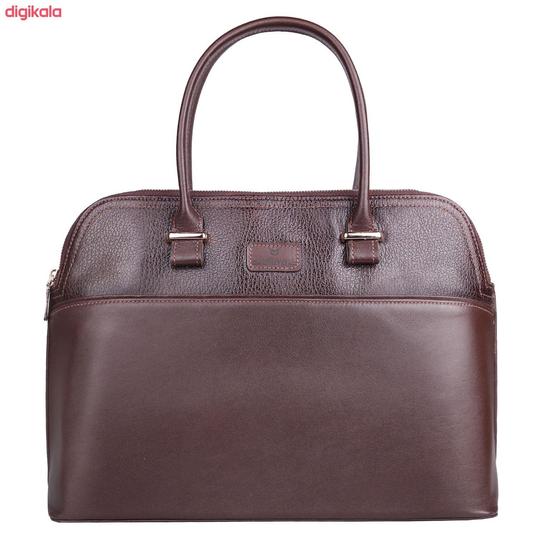 کیف دستی زنانه چرم ماکان کد DAVD-J0 main 1 27
