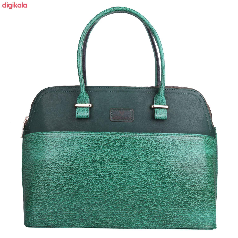 کیف دستی زنانه چرم ماکان کد DAVD-J0 main 1 36