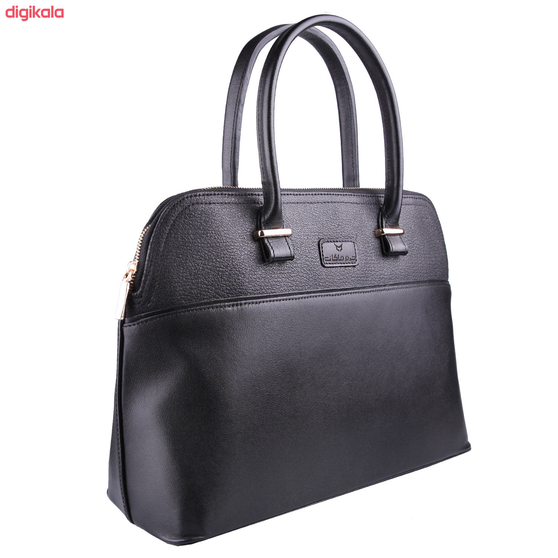 کیف دستی زنانه چرم ماکان کد DAVD-J0 main 1 11