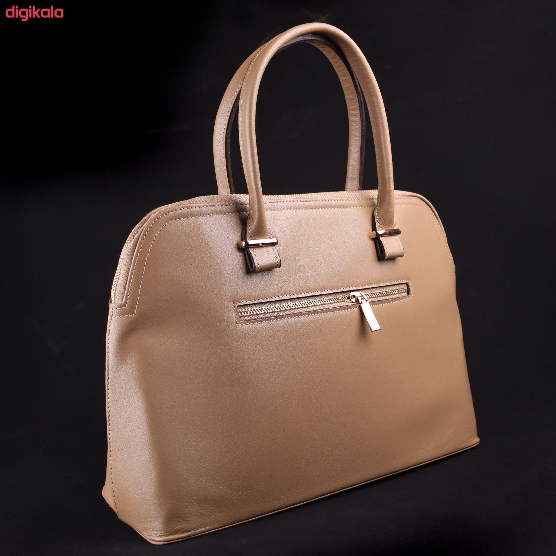 کیف دستی زنانه چرم ماکان کد DAVD-J0 main 1 9