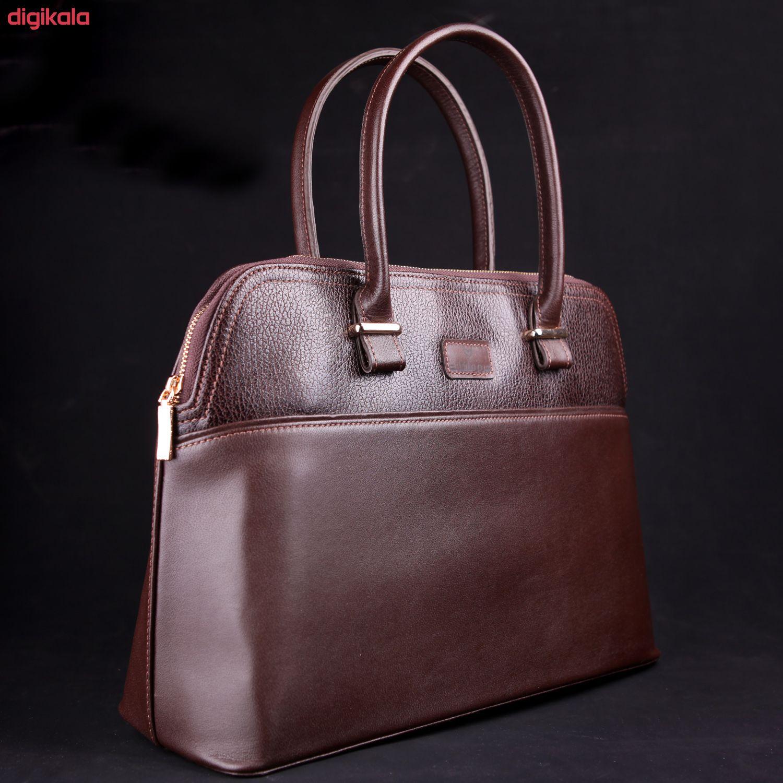 کیف دستی زنانه چرم ماکان کد DAVD-J0 main 1 28