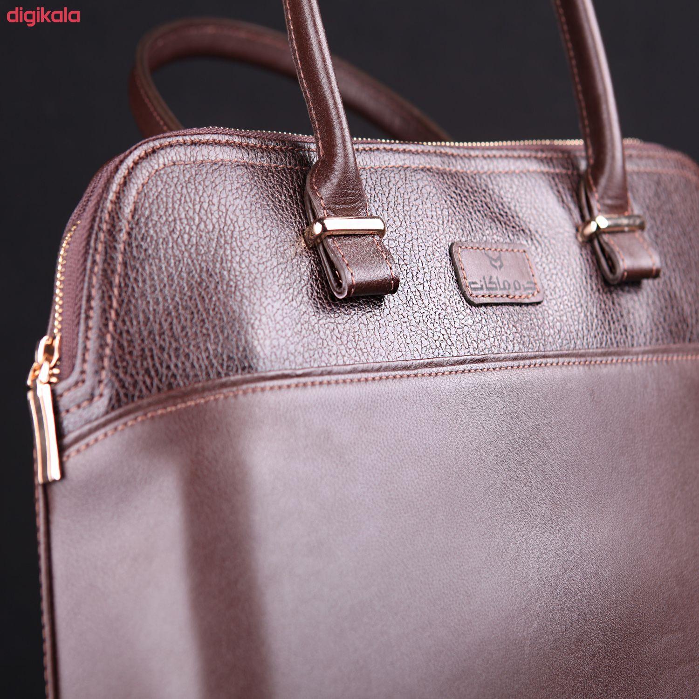 کیف دستی زنانه چرم ماکان کد DAVD-J0 main 1 29