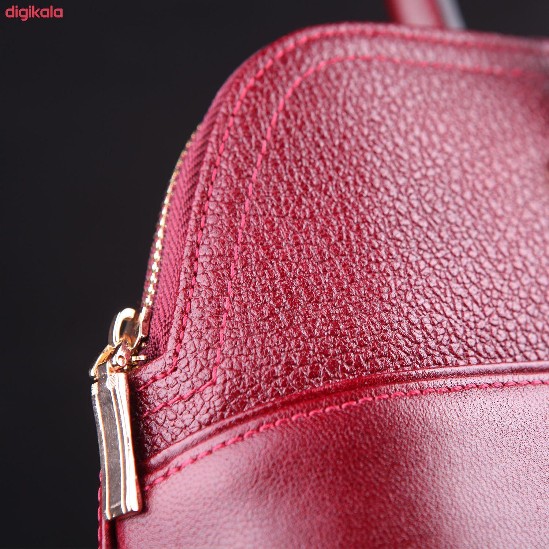 کیف دستی زنانه چرم ماکان کد DAVD-J0 main 1 20