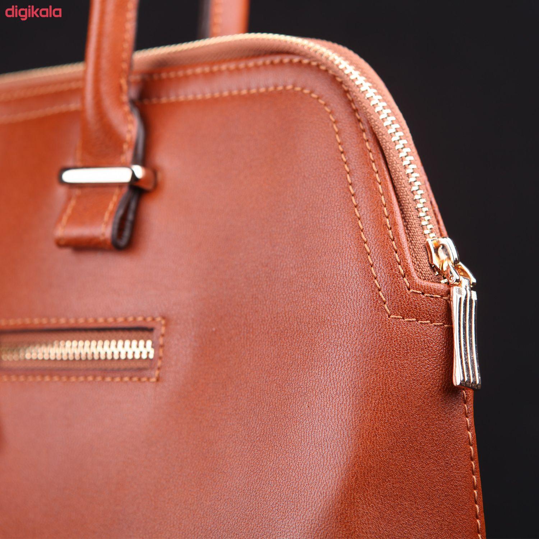 کیف دستی زنانه چرم ماکان کد DAVD-J0 main 1 17