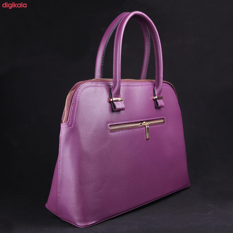 کیف دستی زنانه چرم ماکان کد DAVD-J0 main 1 33