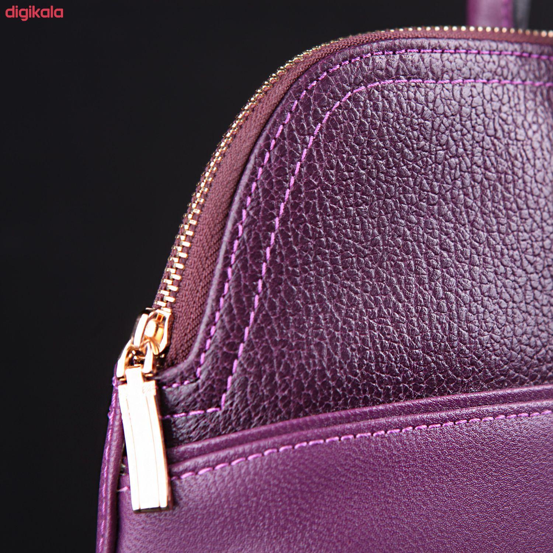 کیف دستی زنانه چرم ماکان کد DAVD-J0 main 1 34