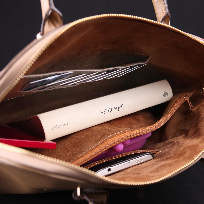 کیف دستی زنانه چرم ماکان کد DAVD-J0 main 1 3