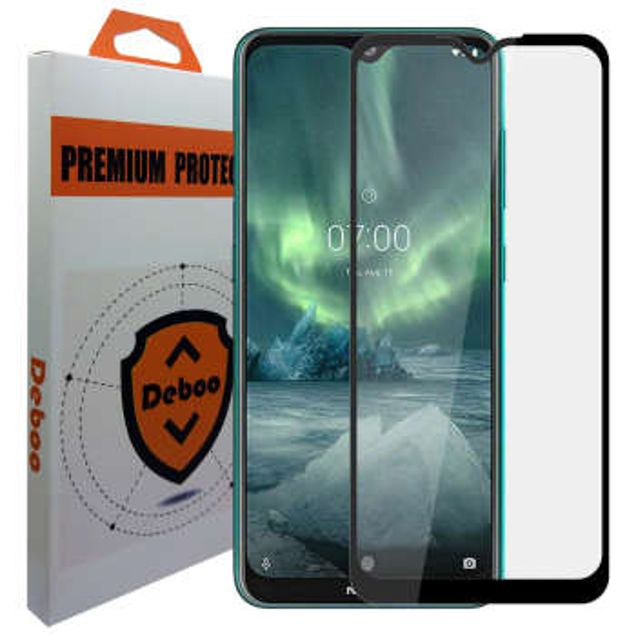 محافظ صفحه نمایش دبو مدل RN9N مناسب برای گوشی موبایل نوکیا 3.2