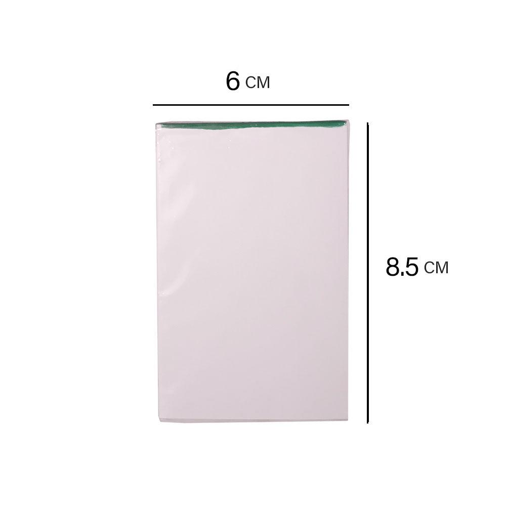 کاغذ یادداشت مدل 10.7G بسته 1000 عددی