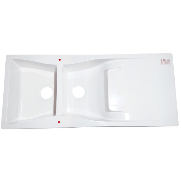 سینک ظرفشویی مدل سامکو کد 203 توکار