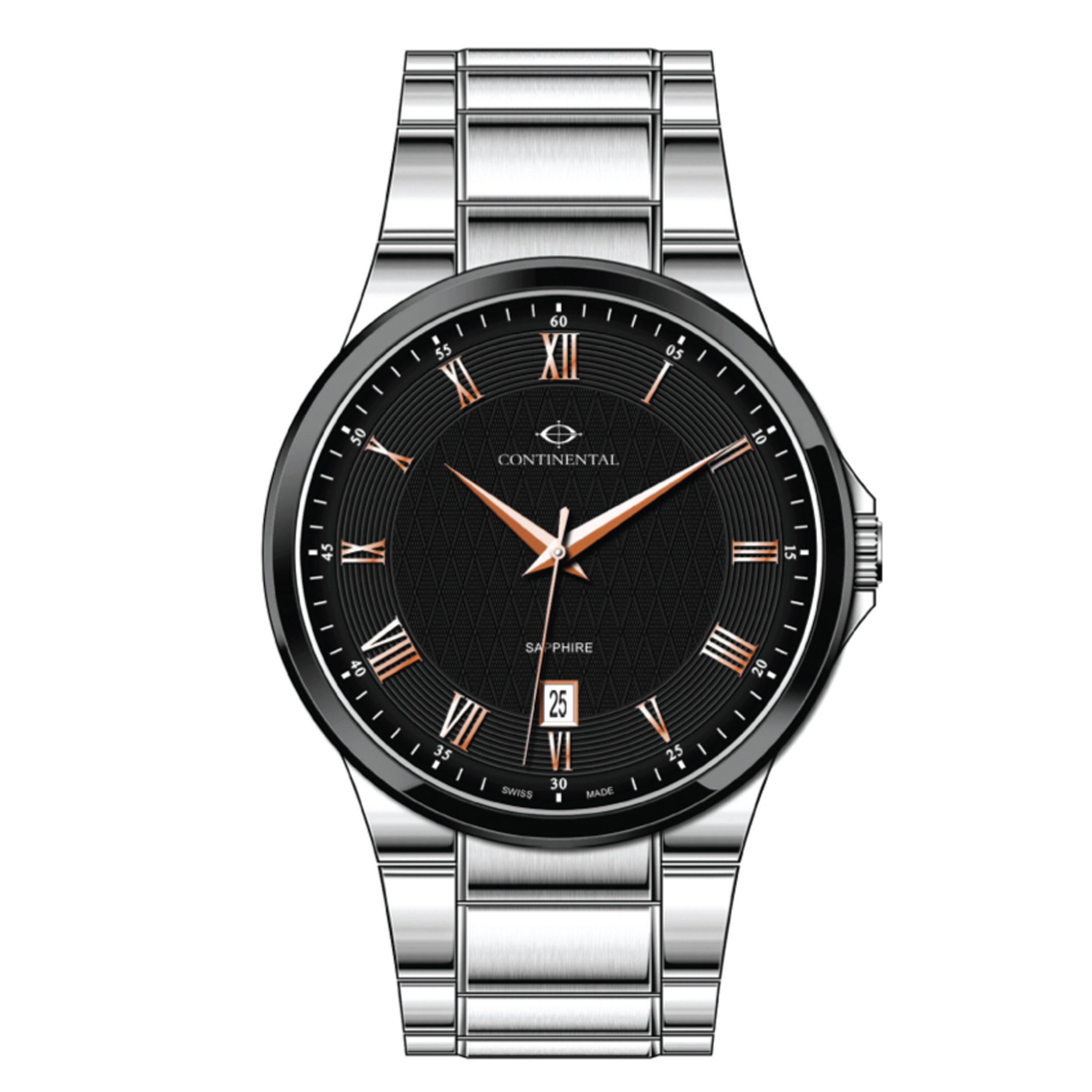 ساعت مچی عقربه ای زنانه کنتیننتال مدل 14201-LD101414              ارزان