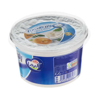 پنیر خامه ای آلیما مقدار 1 کیلوگرم