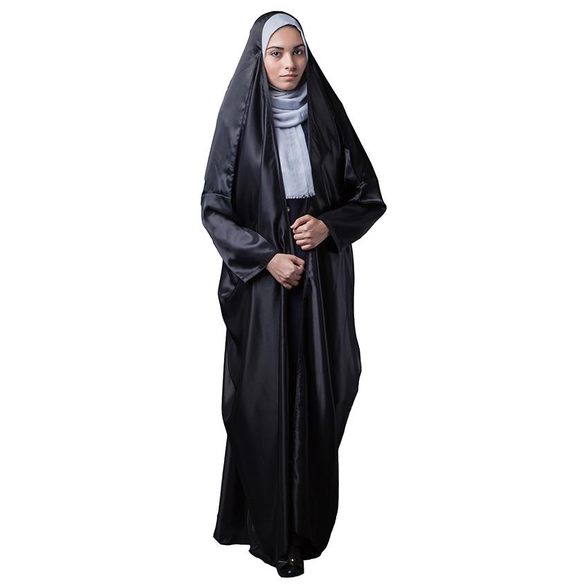 چادر اماراتی حجاب فاطمی کد Krj 1032