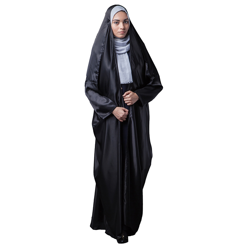 چادر اماراتی حجاب فاطمی کد Kri 1032