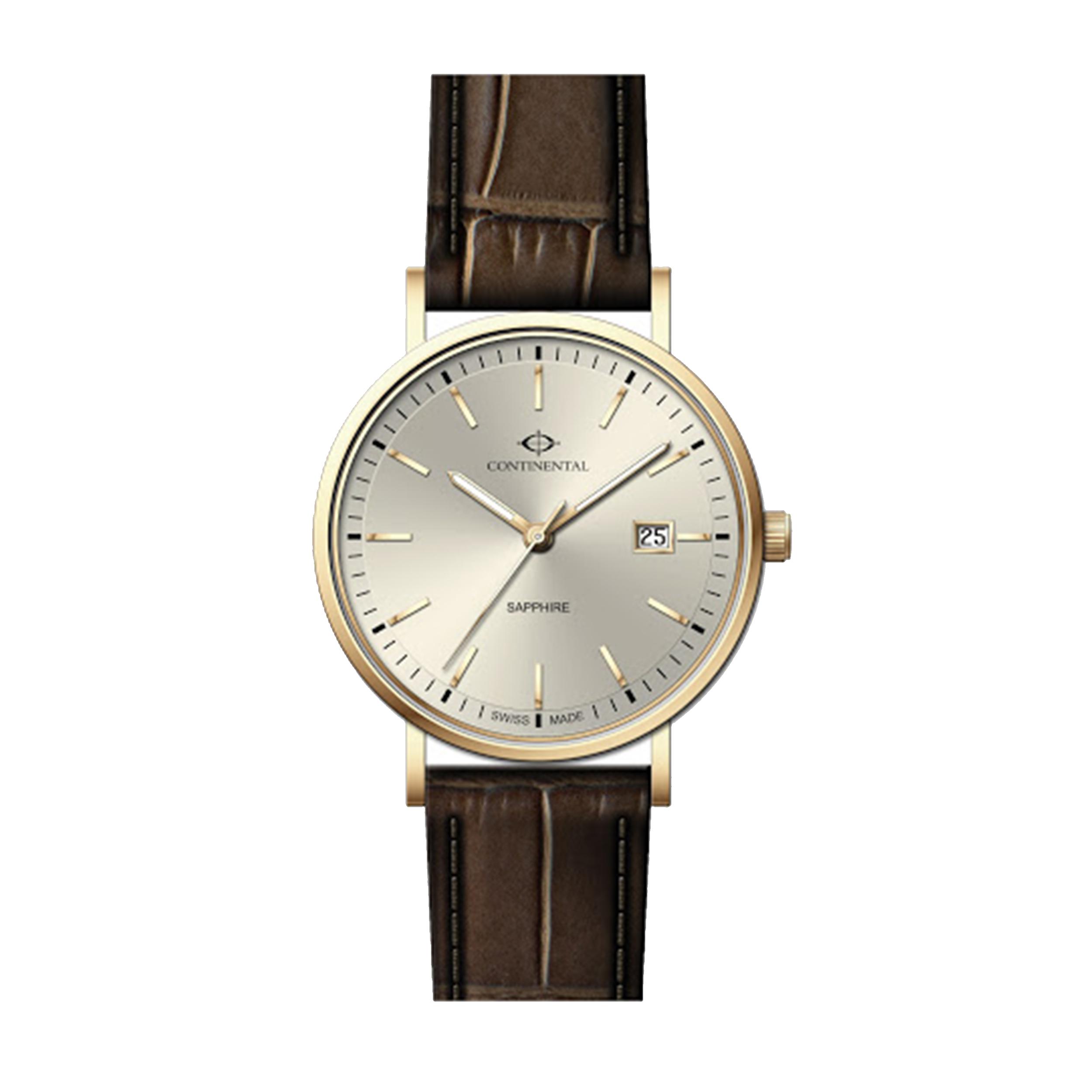 کد تخفیف                                      ساعت مچی عقربه ای مردانه کنتیننتال مدل 19101-GD256330