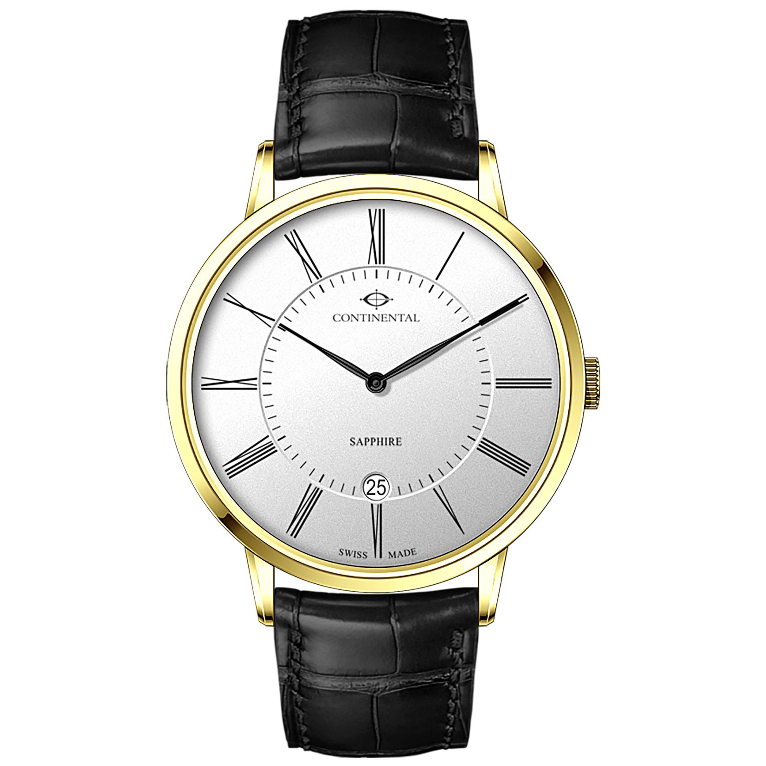 ساعت مچی عقربه ای مردانه کنتیننتال مدل 18501-GD254110