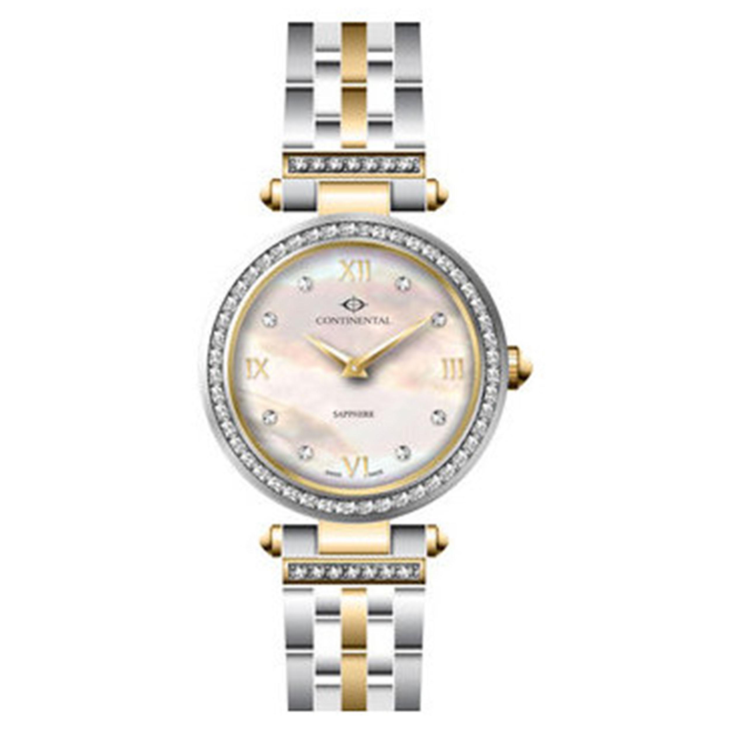 ساعت مچی عقربه ای زنانه کنتیننتال مدل 17004-LT312501