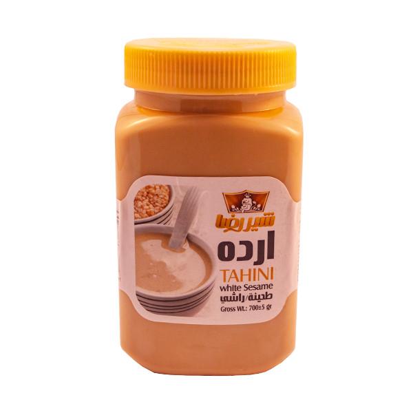 ارده ممتاز شیررضا - 700 گرم