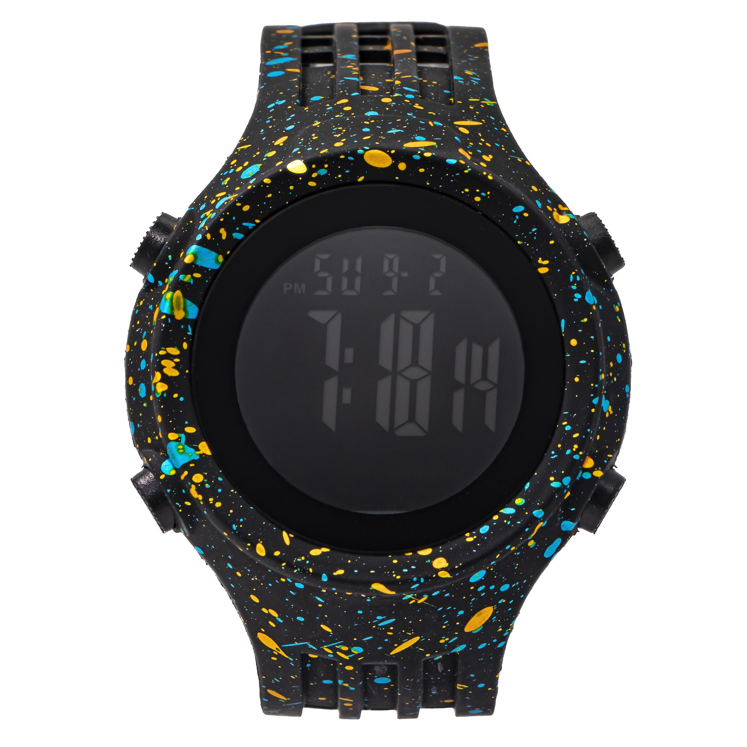 کد تخفیف                                      ساعت مچی دیجیتال مدل 004010                     غیر اصل