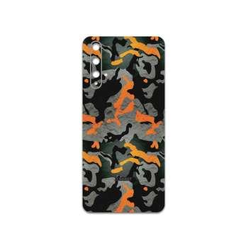 برچسب پوششی ماهوت مدل Autumn-Army مناسب برای گوشی موبایل هوآوی NOVA 5T