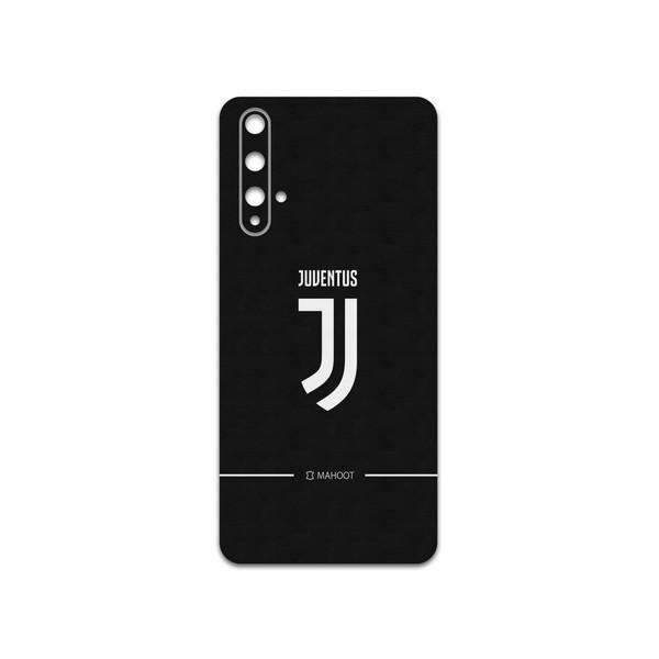 برچسب پوششی ماهوت مدل Juventus-FC مناسب برای گوشی موبایل هوآوی NOVA 5T
