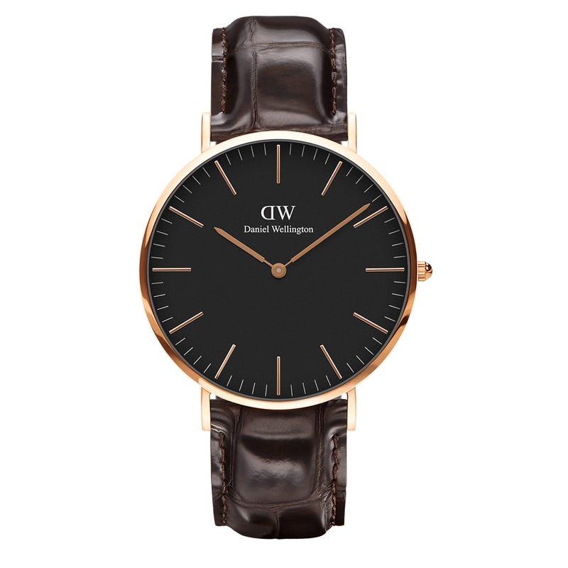 ساعت مچی عقربه ای مردانه دنیل ولینگتون مدل 00100128              خرید (⭐️⭐️⭐️)