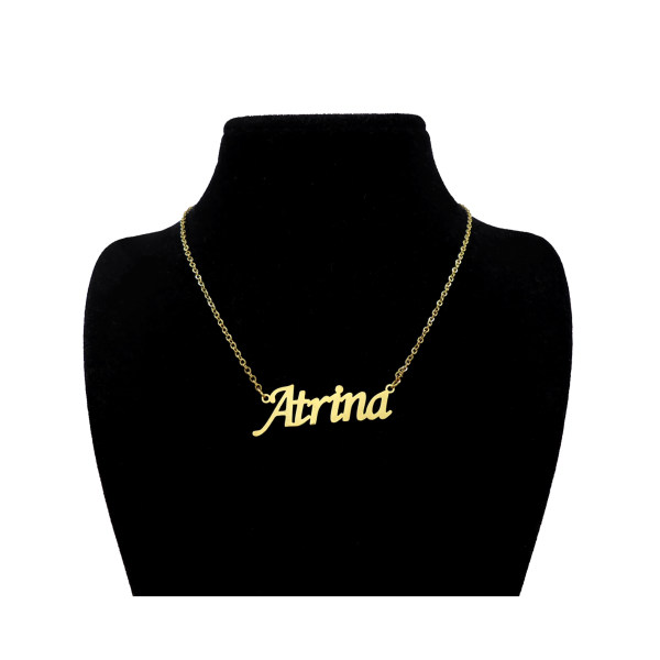 گردنبند نقره زنانه ژوپینگ طرح آترینا کد A140390