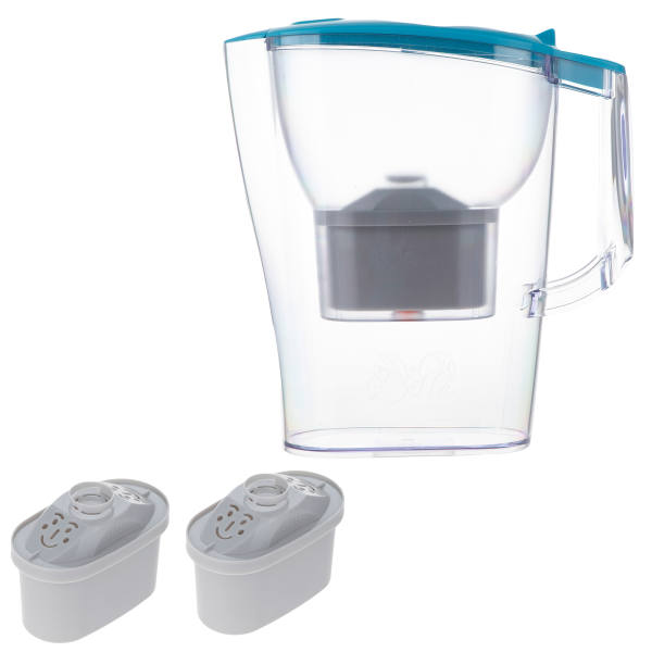 پارچ تصفیه آب اکسل مدل 25 به همراه فیلتر تصفیه آب