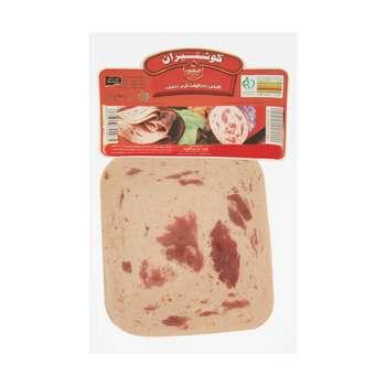کالباس 60 درصد گوشت گوشتیران -  300 گرم