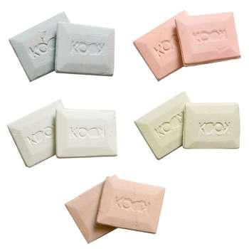 صابون خیاطی کوک مدل SCH10 بسته 10 عددی