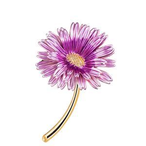 گل سینه زنانه شهر جواهر کد SJ-BR079