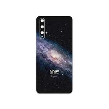 برچسب پوششی ماهوت مدل Universe-by-NASA-3 مناسب برای گوشی موبایلهوآوی  NOVA 5T