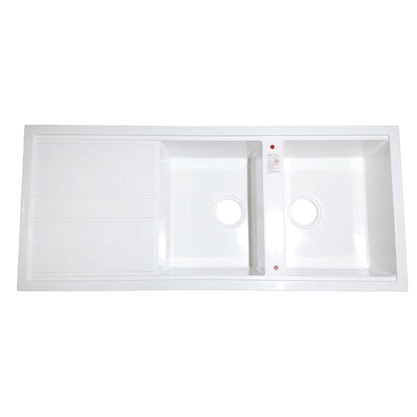 سینک ظرفشویی مدل سامکو کد 202 توکار