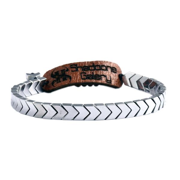 دستبند مردانه شادونه مدل sh67hnm