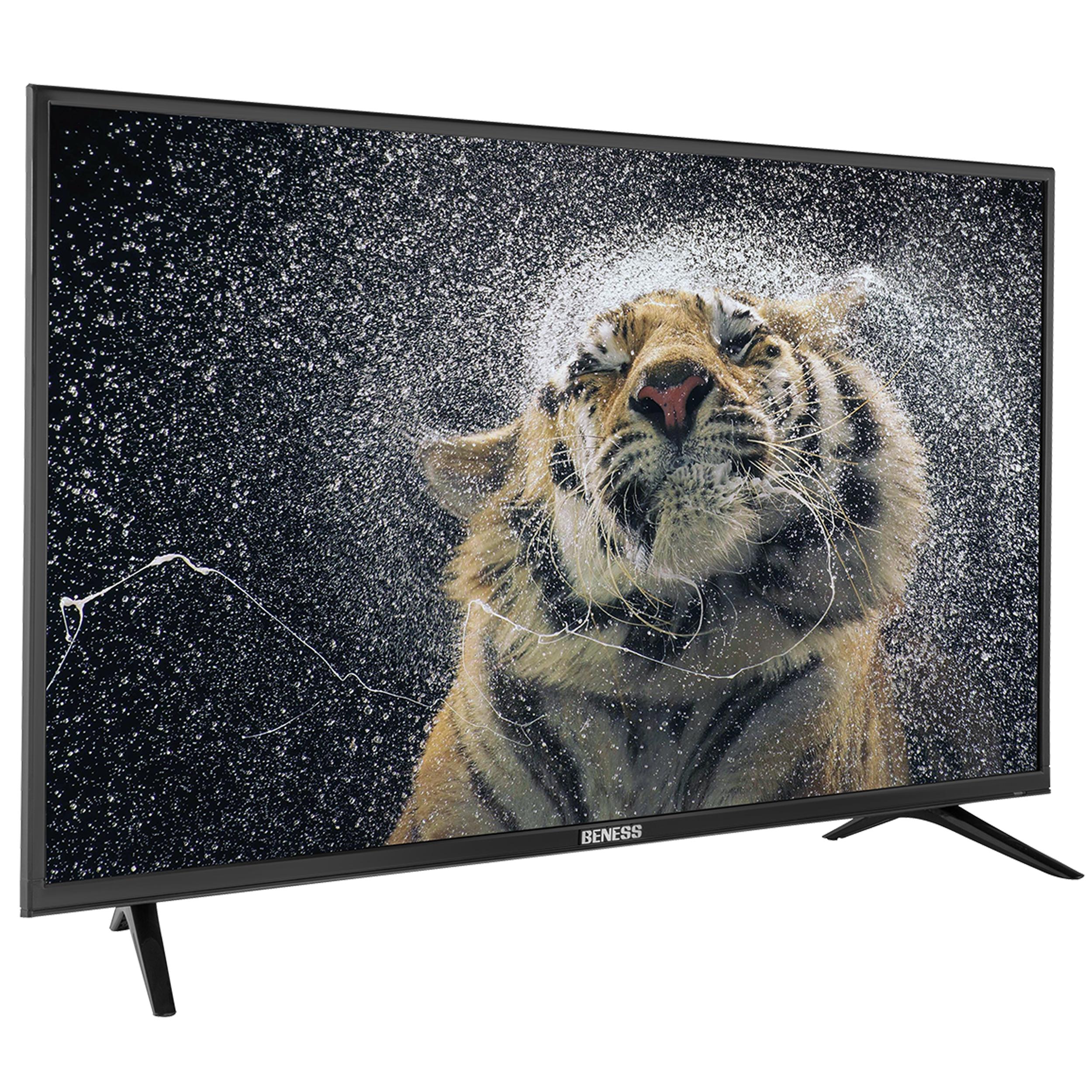 خرید اینترنتی تلویزیون ال ای دی بنس مدل BS-4380-FB سایز 43 اینچ اورجینال