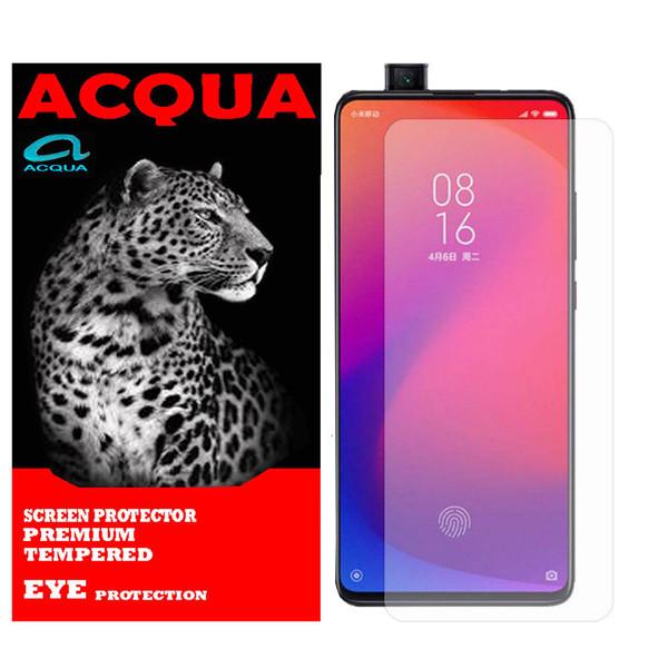 محافظ صفحه نمایش آکوا مدل MA مناسب برای گوشی موبایل شیائومی MI 9T PRO