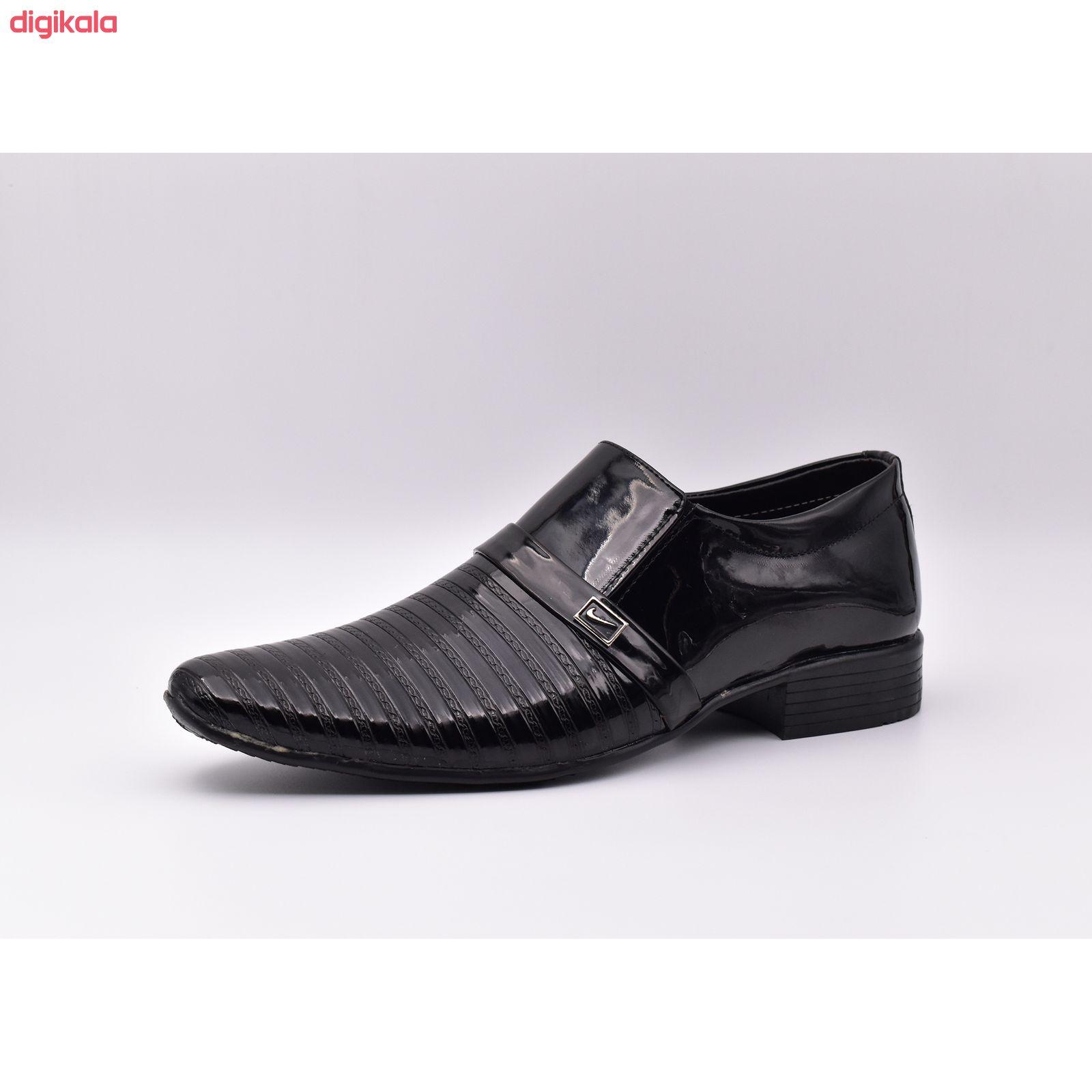 کفش مردانه مدل پردیس کد 6753