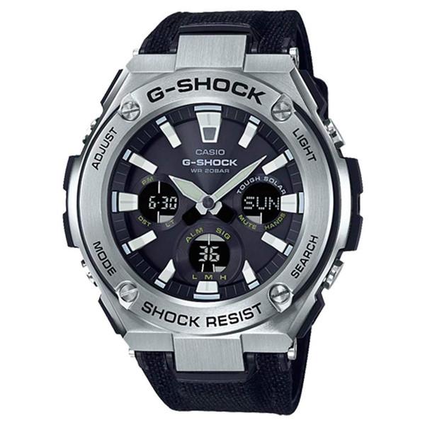 ساعت مچی عقربه ای مردانه کاسیو مدل جی شاک کد GST-S130C-1A