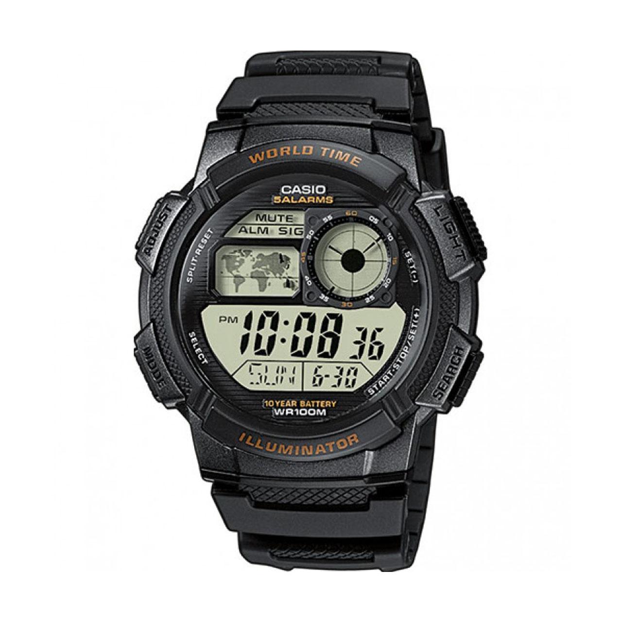 ساعت مچی دیجیتال مردانه کاسیو مدل AE  1000W- 1AVDF