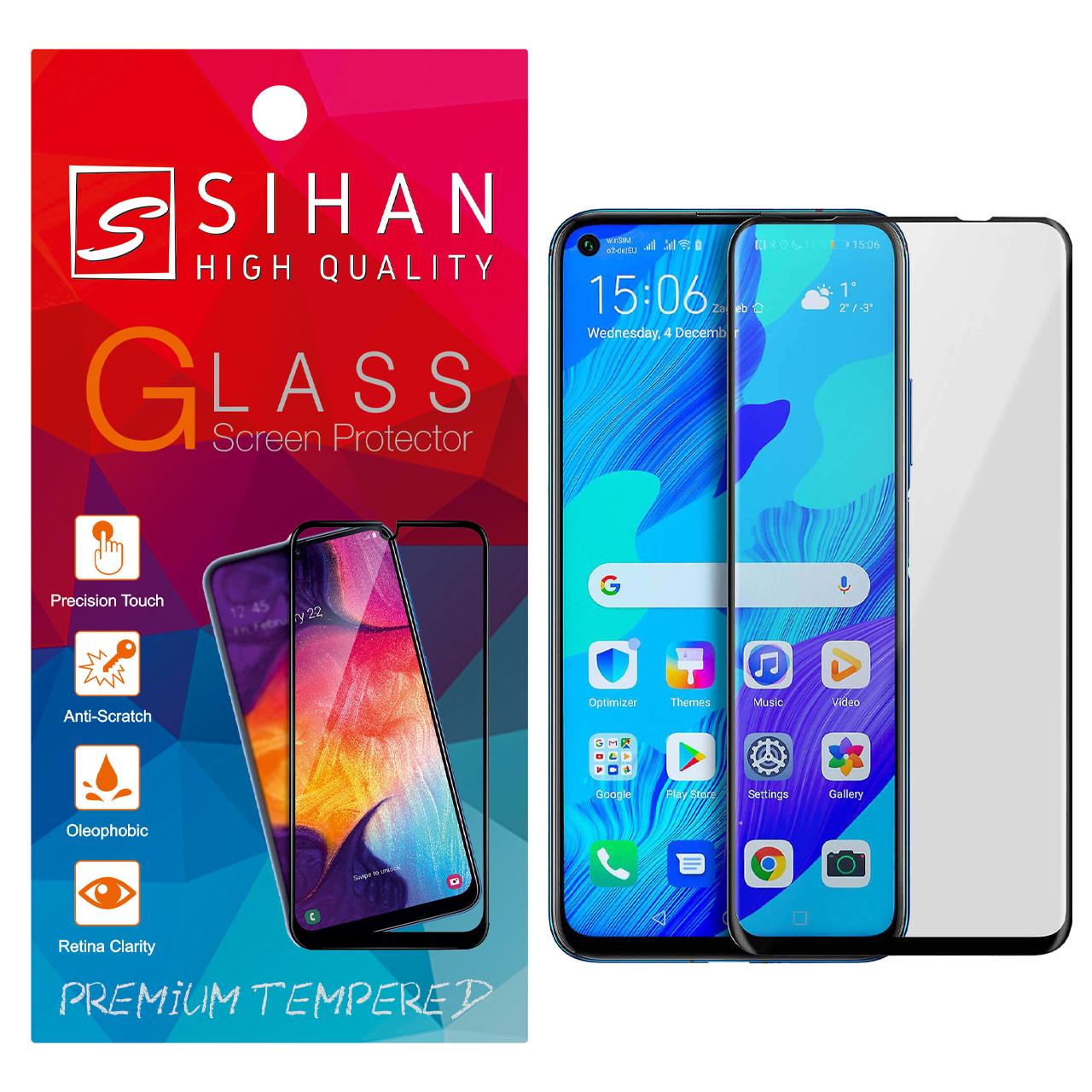 محافظ صفحه نمایش سیحان مدل FG مناسب برای گوشی موبایل هوآوی nova 5T              ( قیمت و خرید)